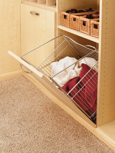 Rev-A-Shelf Tip Out Laundry Hamper