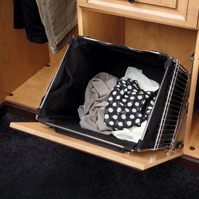 Rev-A-Shelf Tip Out Laundry Hamper Bag