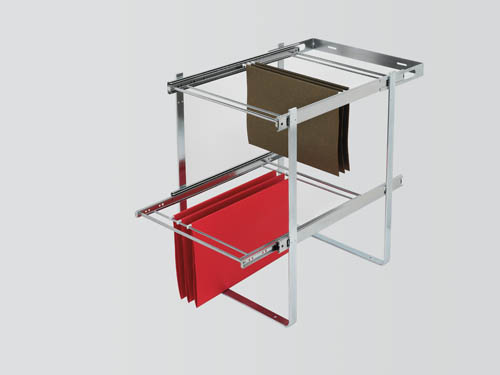 Rev-A-Shelf two tier pullout file drawer system