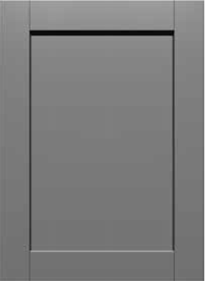 TW-10 Flat Panel Style Door