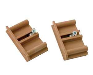 TNT349 slide mounts for inset drawer
