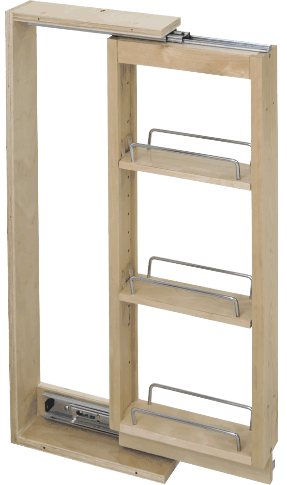 Base or Wall Cabinet Pullout Filler