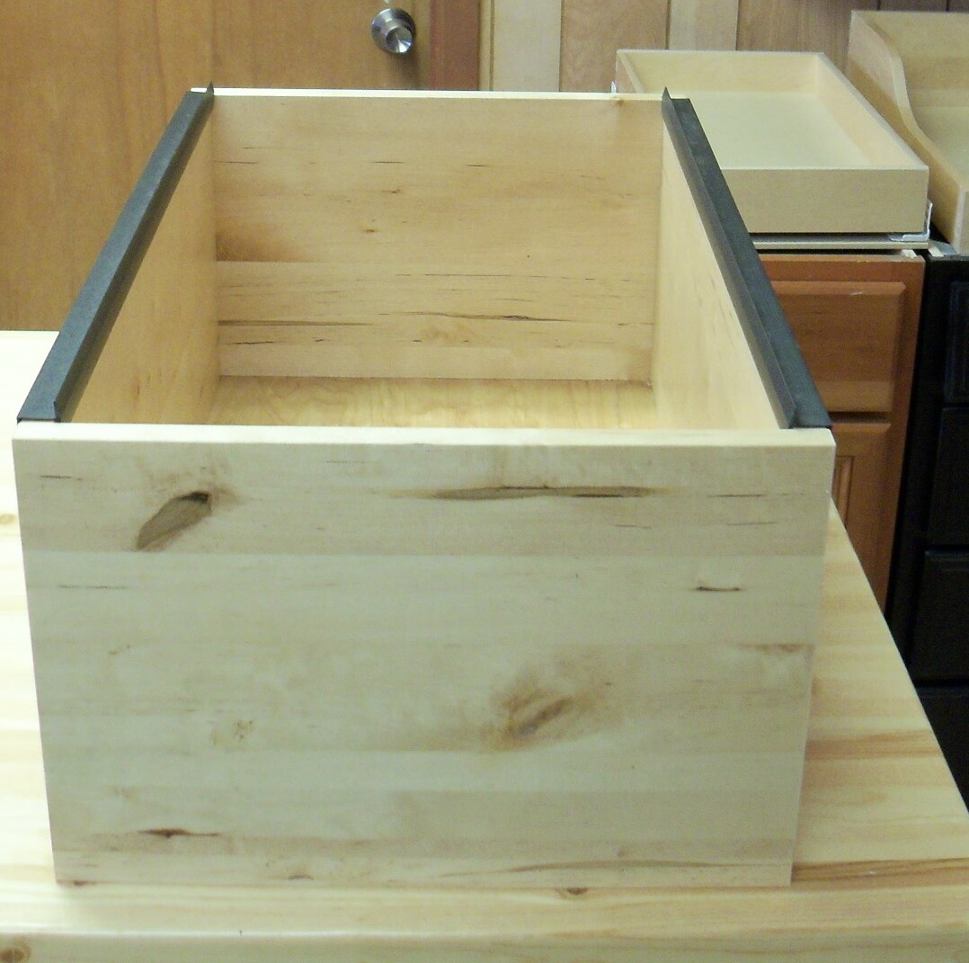 QuikDrawers, Your New And Replacement Drawer Box, Rollout